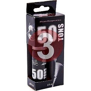 KIT03 - 50 TONS JATO - EXCITANTE UNISSEX - 15ML