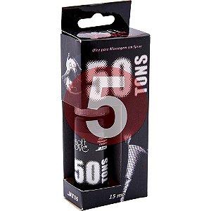 KIT05 - 50 TONS JATO - EXCITANTE UNISSEX - 15ML