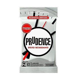 KIT10 - Preservativo camisinha prudence retardante - 3uni