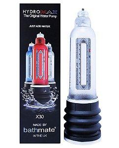 Bomba peniana de chuveiro manual bathmate hydromax x30