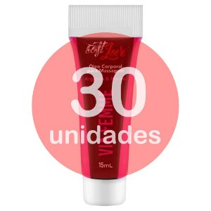 KIT30 - VIA FEMME - GEL EXCITANTE CLITORIANO - 15ML