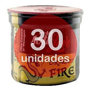 KIT30 - BOLINHA DO SEXO - FUNCIONAL DRAGON FIRE