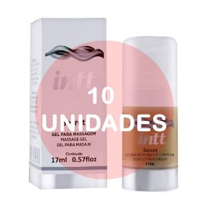 KIT10 - Secret adstringente - gel da virgem virgindade