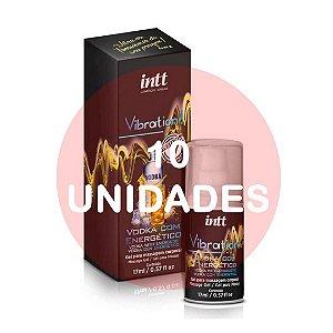 KIT10 - VIBRATION - Vibrador Líquido - VODKA COM ENERGÉTICO