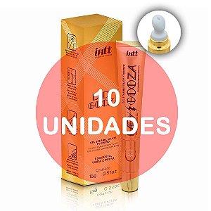KIT10 - LADY GOOZA GEL SENSIBILIZANTE ATIVADOR DE ORGASMO - 15G