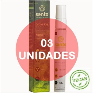 KIT03 - Orale ice - 30ml menta vegano -