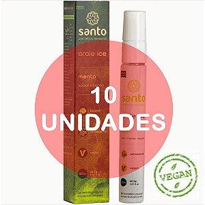KIT10 - Orale ice - 30ml menta vegano -