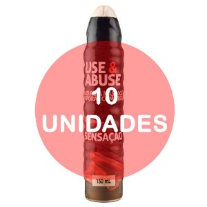 KIT10 - Use & Abuse - 150 ml - Sensação