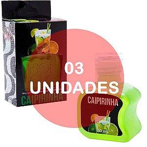 KIT03 - Gel comestível Hot 30ml - Caipirinha