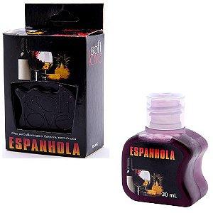 Gel comestível Hot 30ml - Espanhola