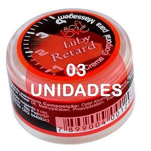 KIT03 - Retard (retardante de ejaculação precoce) - pomada  4gr