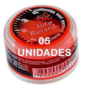 KIT05 - Retard (retardante de ejaculação precoce) - pomada  4gr