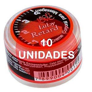 KIT10 - Retard (retardante de ejaculação precoce) - pomada  4gr