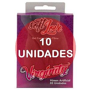 KIT10 - Virginity himen artificial - 03 unidades