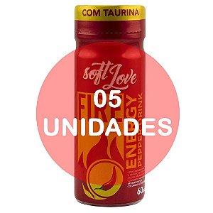 KIT05 - Energético Fire Pepper Drink 60ml