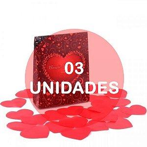 KIT03 - Petalas de coracao perfumado