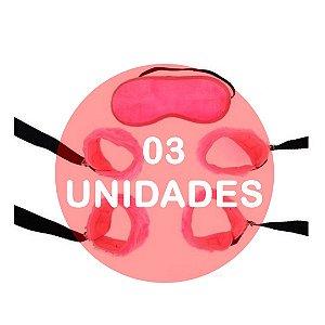 KIT03 - Kit bondage rosa