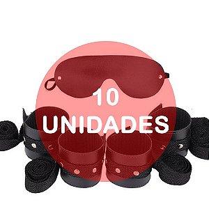 KIT10 - Kit bontage de courvin cor preto