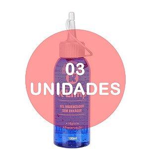 KIT03 - K-LIMP: HIGIENIZADOR DE CONSOLO VIBRADORES