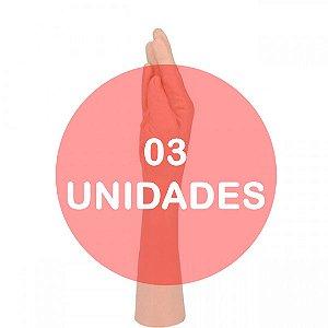 KIT03 - Mão aberta fisting - PENETRADOR MÃO ESTICADA 40X6CM