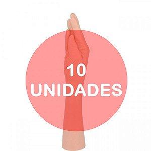 KIT10 - Mão aberta fisting - PENETRADOR MÃO ESTICADA 40X6CM