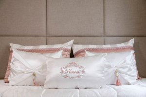 Enxoval de cama princess rose