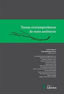 Temas contemporâneos de meio ambiente