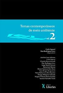 Temas contemporâneos de meio ambiente - vol 2