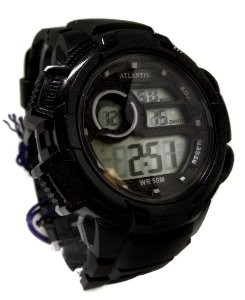 Relógio Digital Masculino Esportivo Prova D´água G7459