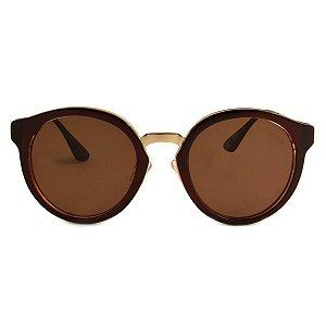 Óculos de Sol Redondo Bye Bye 6003