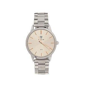 Relógio Unissex Tuguir Digital TG106 - prata