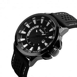 Relógio Masculino Skmei Analógico 9152 PRETO