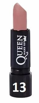 Batom Matte Queen Make Up