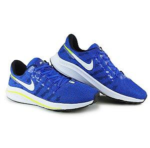Tênis Esportivo Caminhada Masculino Nike Air Zoom Vomero - Azul