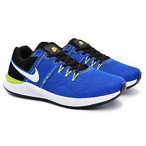 Tênis Masculino Nike Just Do It Lançamento 2021 - Azul