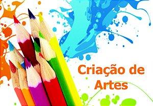 Criação de Artes para Cartões de Visitas
