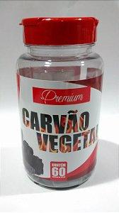 Carvão Vegetal Premium 60 cápsulas