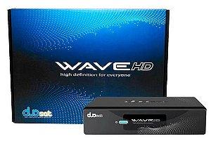 Receptor Duosat Wave HD IPTV | SKS | VOD | Wifi