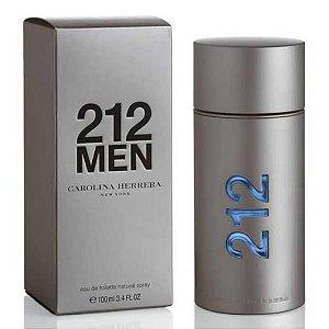 Perfume Carolina Herrera 212 Eau de Toilette Masculino 100ML