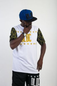 Camiseta DLDC  Brilha