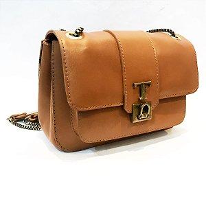 Bolsa Couro Pocket