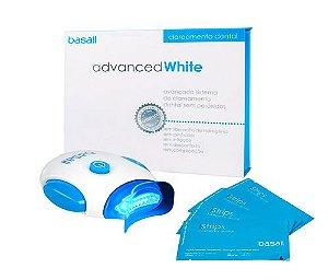 Clareador Dental AdvancedWhite Idental com LEDS