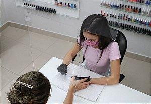 Barreira de Proteção para Manicures e Diversas outras Atividades