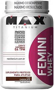FEMINI WHEY (909g) - MAX TITANIUM