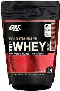 100% WHEY GOLD STANDARD ON REFIL (454g) - OPTIMUM