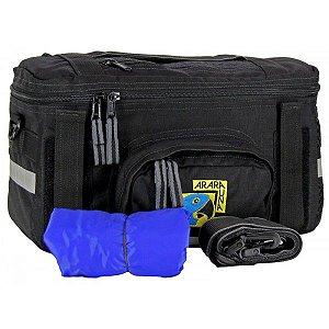 Bolsa de bagageiro Top Rack 11L - AraraUna