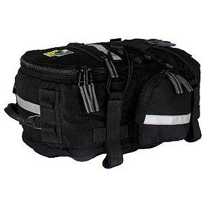 Bolsa de bagageiro Top Rack / Mochila 30L com Capa - AraraUna