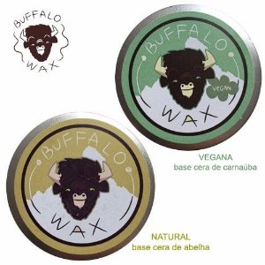 Pomada para cicatrização 100% Natural - Buffalo Wax