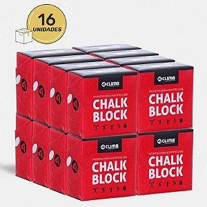 Magnésio Chalk Block 56gr - 16 Unid. - 4Climb