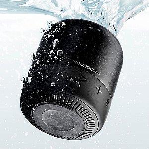 Caixa de Som portátil Bluetooth SoundCore Mini 2 - Anker
